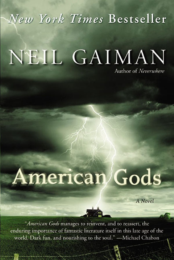 Neil Gaiman Sets Loose His American Gods for HBO