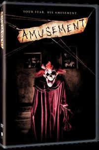 Amuesment on DVD January 20th!