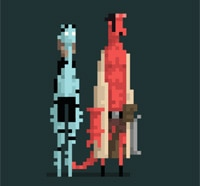 Genre Movies as 8-Bit Gifs - Can You Name Them All?