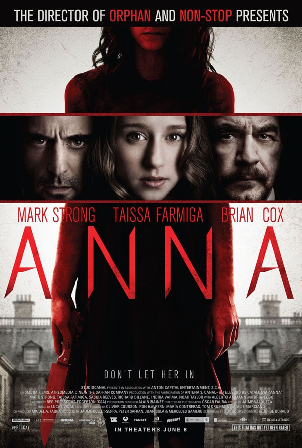 anna poster - Exclusive New Anna Clip Keeps it Quiet