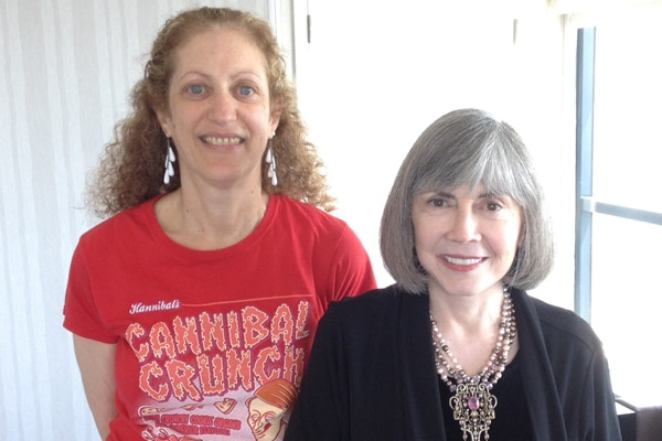 #SDCC14 Exclusive: Anne Rice Talks Prince Lestat, Future Vampire Chronicles, Updates on Her Werewolves, Witches, and More!