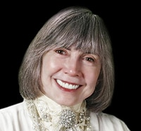 annerice - Anne Rice to Serve as ThrillerMaster at 2013 ThrillerFest in NYC