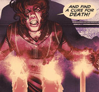 See a Three-Page Preview of Grant Morrison's Annihilator Issue #1