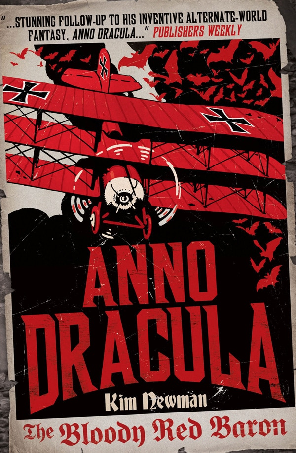 Exclusive: Read an Excerpt from Anno Dracula: The Bloody Red Baron!