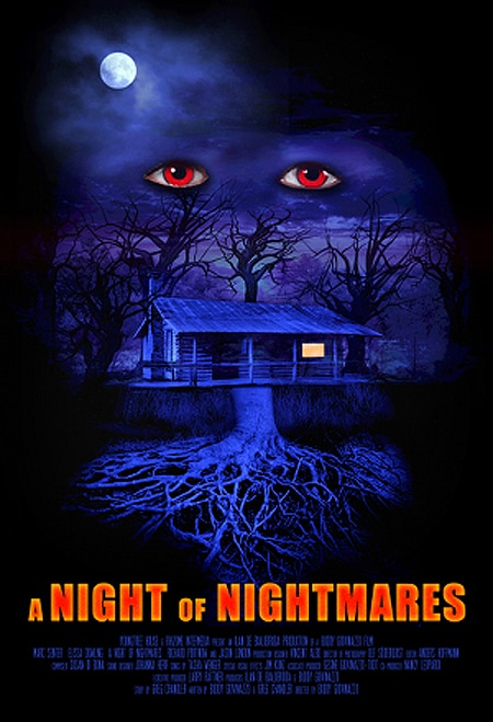 Buddy Giovinazzo Has A Night of Nightmares
