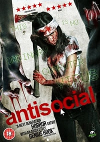 Antisocial (UK DVD)
