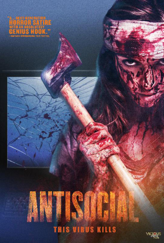 Antisocial on VOD beginning December 10th