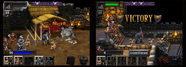 Groovy! Ash's Antics Go Mobile with Army of Darkness: Defense (click for larger image)