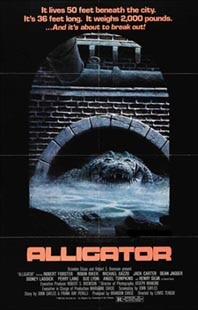Alligator Comes To DVD!
