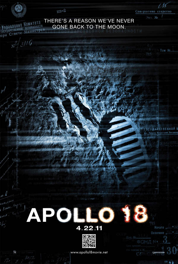 Apollo 18 Trailer to Land in Less Than 24 Hours