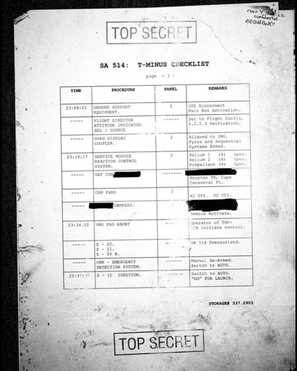 Another Leaked Apollo 18 Document Finds its Way Online
