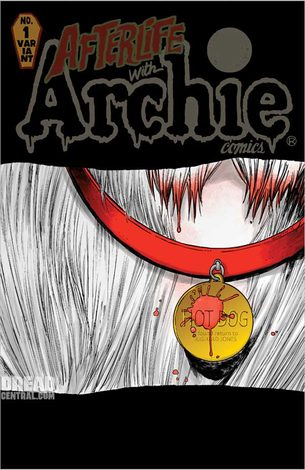 archievariant - Exclusive Early Reveal of the Variant Cover for Afterlife with Archie