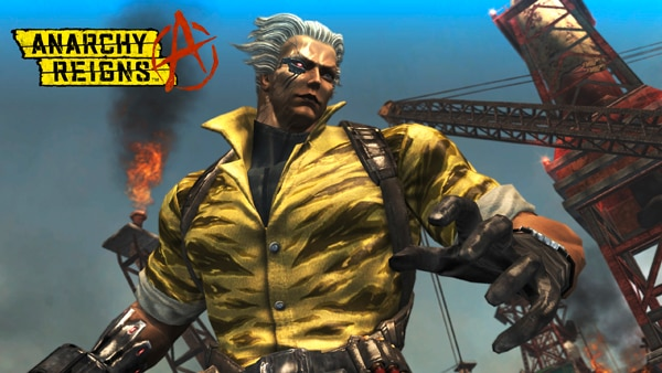 New Anarchy Reigns Character Trailer - Durga