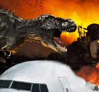 Zombies and Dinosaurs Roam Free In Area 407: Part Two