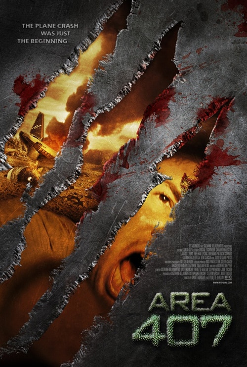 Second Official Poster Arrives for Area 407