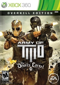 army of two devils cartels - Army of TWO: The Devil's Cartel (Video Game)