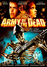 Army of the Dead DVD!