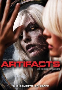 Artifacts DVD (click for larger image)