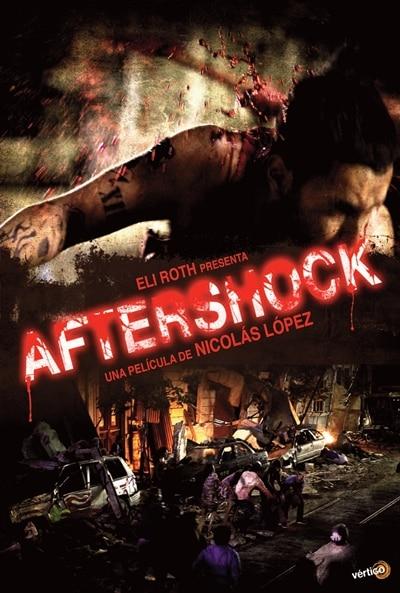 First Aftershock One-Sheet Starts Shaking