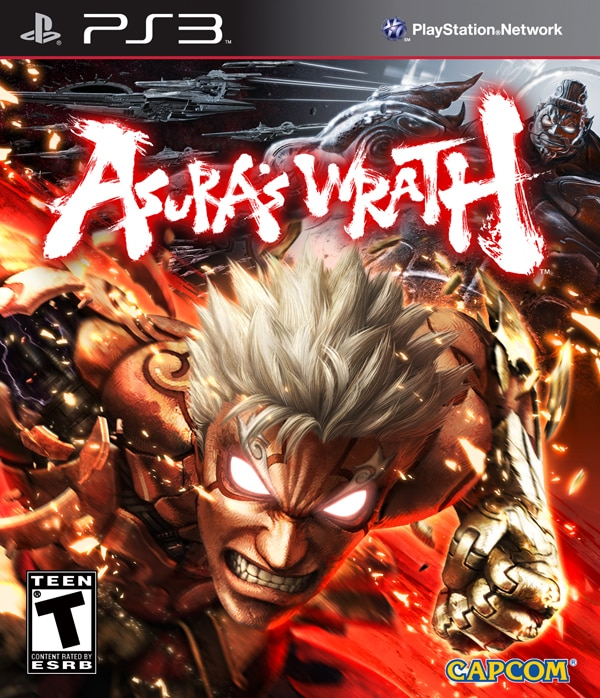 New DLC Unleashing For Asura's Wrath