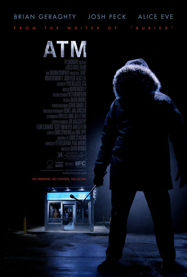 OMFG! Shamble On in to Peep the One-Sheet Debut for ATM and Get Treated to Two Clips! Wowie Wow Wow!