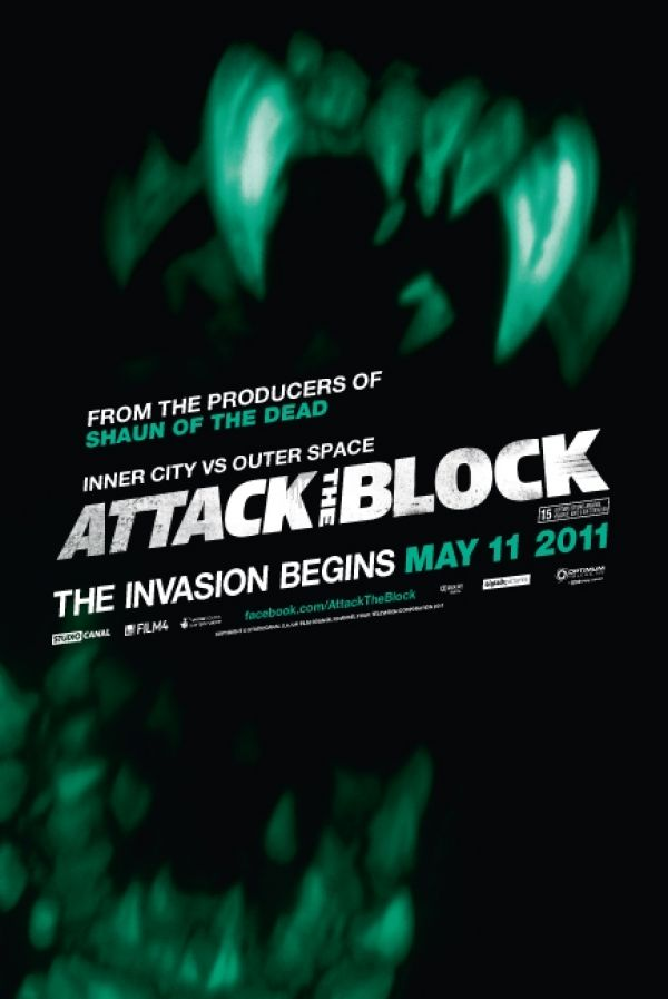 Exclusive Video Coverage: Writer/Director Joe Cornish Talks Attack the Block