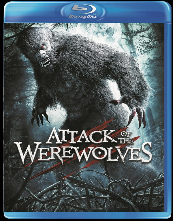 Werewolves Attack UK DVD and Blu-ray This October!
