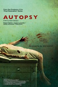 Autopsy poster (click to see it bigger)