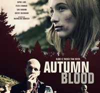 New Trailer and One-Sheet Spill Autumn Blood