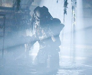 New Predator pic, new info from the Brothers Straus!