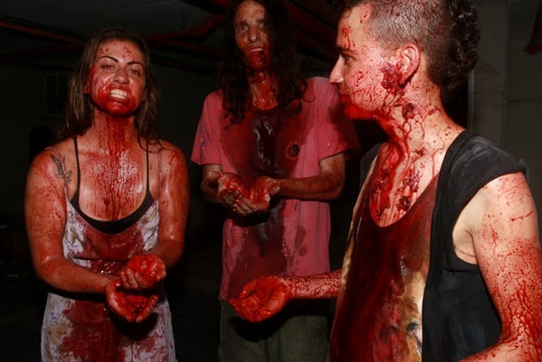 Israel to Take Zombie Action to Another World