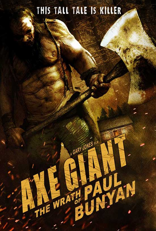 Axe Giant: The Wrath of Paul Bunyan Starts Swinging this Summer