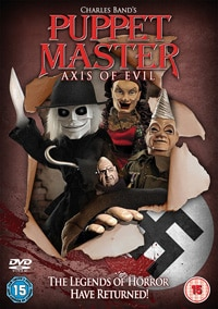 Puppet Master: Axis of Evil UK DVD Review