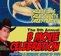 First Films Announced for the 8th Annual B-Movie Celebration