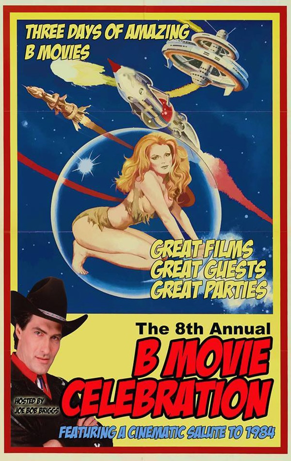 The B-Movie Celebration