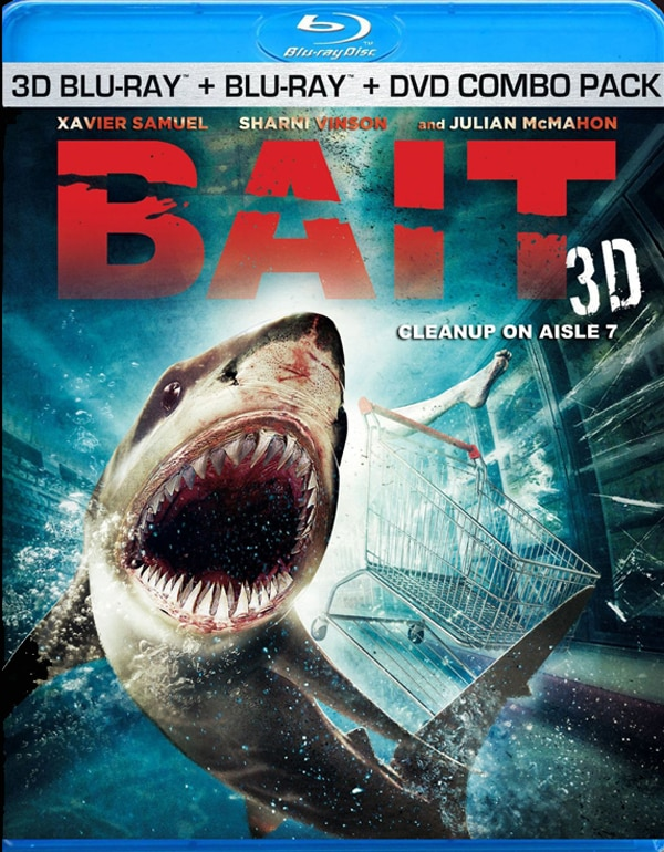 b3d - New Bait 3D Clips Prove There's Something in the Water