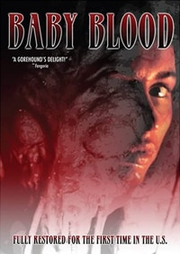 Baby Blood DVD (click for larger image)