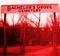 A Haunting New Tale Takes Place in Bachelor's Grove