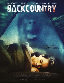backcountry - AFM 2013: Sales Art for Backcountry Makes It Out Alive