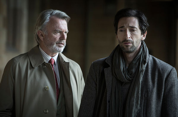 backtrack 1 - First Backtrack Clip Freaks Adrien Brody Out