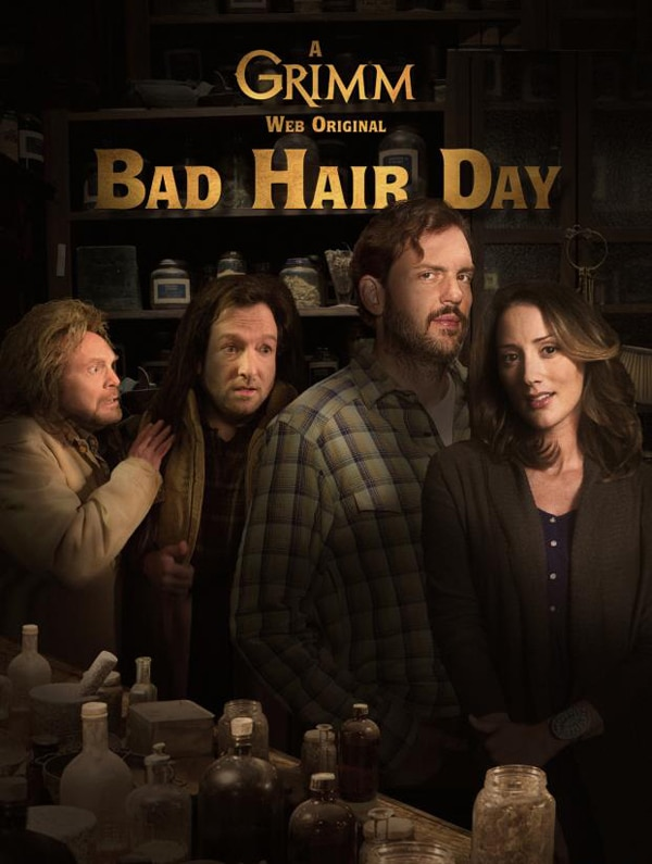 Grimm's Bad Hair Day Web Series