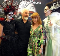 Exclusive Interview - Legendary FX Artist Rick Baker On His Team-Up with MAC Cosmetics and MORE!