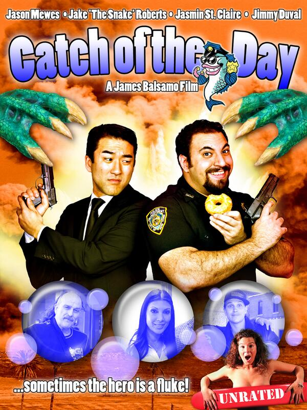 balsamocatch - Indie Filmmaker James Balsamo Talks Mutants, B-Movies and More for Catch of the Day