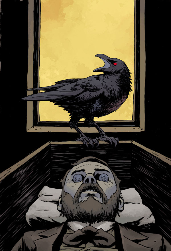 Dark Horse Comics Announces New Three-Issue Miniseries Baltimore: The Witch of Harju