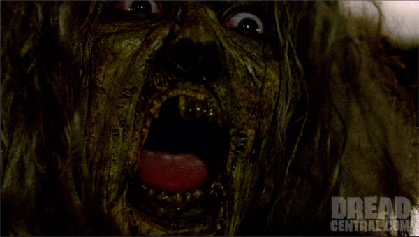 A Trio of Stills from Scream of the Banshee