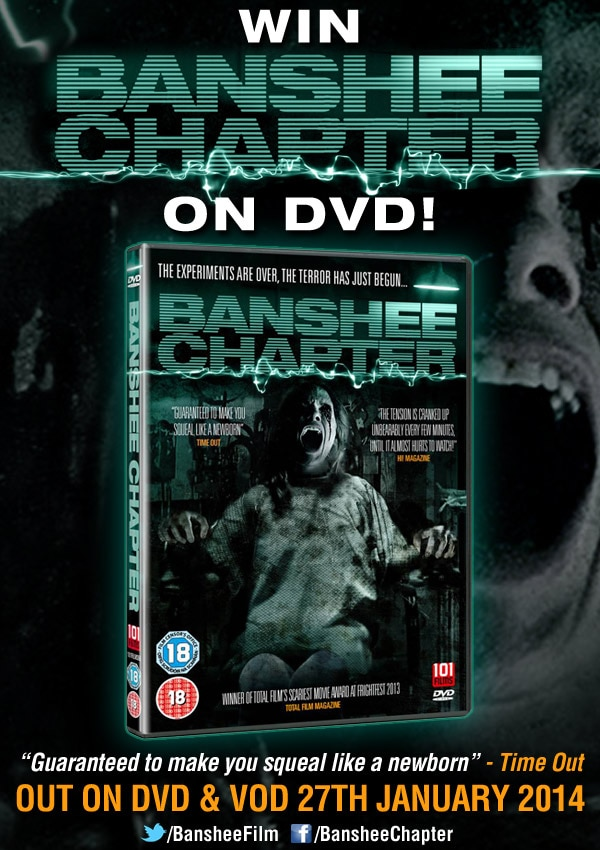 UK Readers: Win Banshee Chapter on DVD!