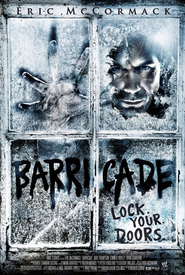 barricade - Poster Premiere for the WWE's Barricade