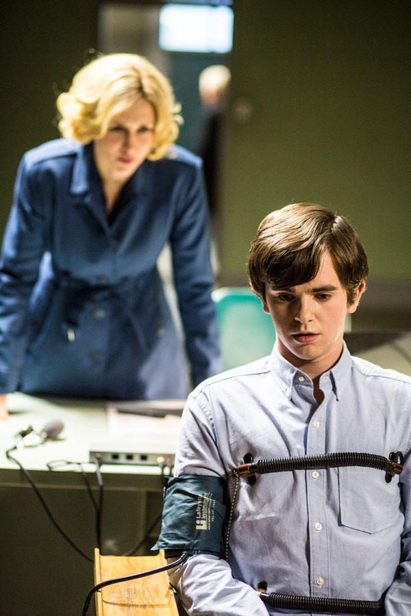 Norman Faces a Test in these Stills from the Bates Motel Season Finale Ep. 2.10 - The Immutable Truth