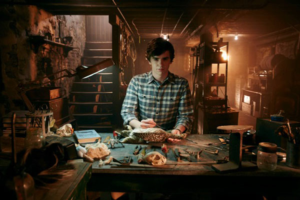 #SDCC14: Bates Motel Bringing Norman's Basement to the Show Floor