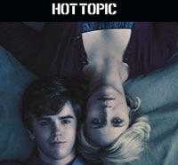Bates Motel and Hot Topic Team Up for a New Product Line